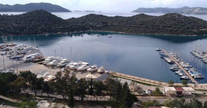 Havaalanı işyerleri 2 yıla çıkarıldı