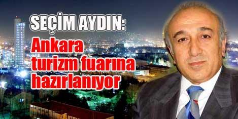 ATİD'den Ankara'ya turizm fuarı