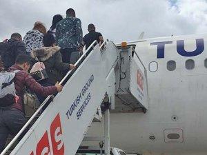 THY'den 'uçakta ventilli maske takmayın' uyarısı!