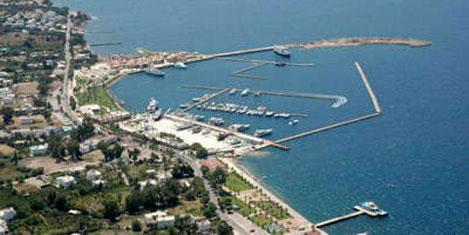 Port Bodrum Marina satılıyor