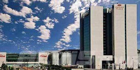 Crowne Plaza Bursa'da temel atıldı