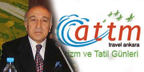 Ankara'da ATTM Travel Fuarı