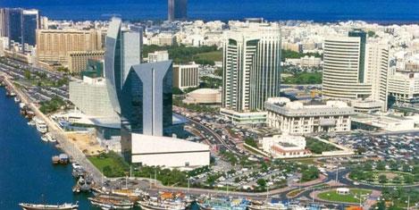 Dubai'de yeni inşaat yasak