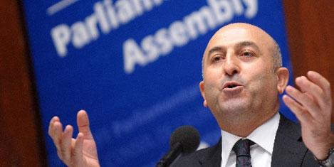 Mevlüt Çavuşoğlu, AKPM Başkanı