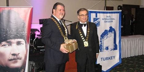 Skal Eskişehir'de charter gecesi