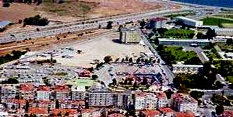İzmir Üçkuyular'da otel yapılıyor