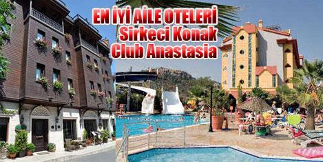 Türkiye'den 2 otel en iyi listesinde