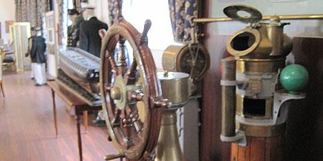 Haliç'te Denizcilik Müzesi