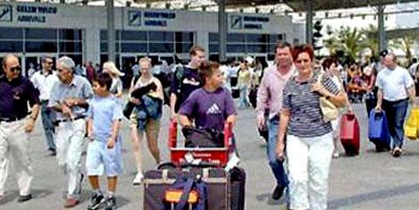 İngilizler Türkiye'ye geliyor