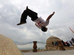 Tarihi Zinciriye medresesinde finaller yapıldı