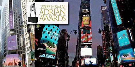 Times Square'de, Türkiye reklamı