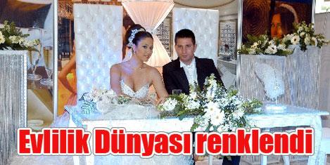 Evlilik fuarı 2010 fuarı açıldı