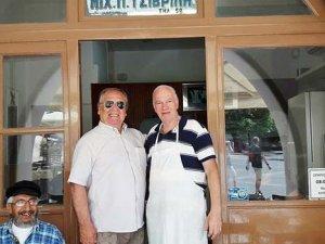 İstanbul'dan giden Bougatsa Kos Adası'nın lezzeti oldu