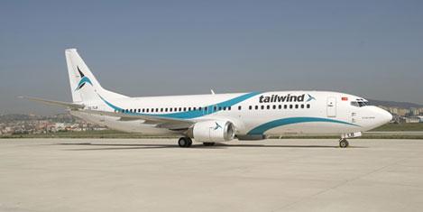 Tailwind dördüncü uçağını getirdi
