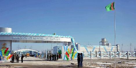 Türkmenistan'a dev yatırım