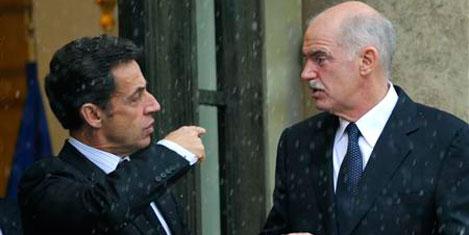 Yunanistan'ın borcu 124 milyar $