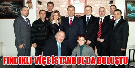 Fındıklılılar İstanbul'da buluştu