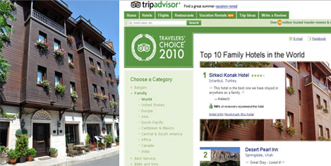 120 otelden Tripadvisor'a dava