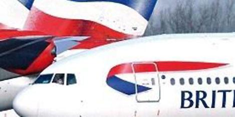 BA, 2014'te çöple uçacak