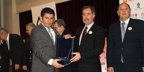 EMITT katılımcılarına ödül yağdı
