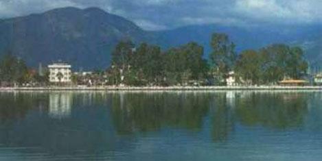 Köyceğiz'e tatil köyü yapııyor