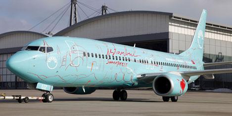 İstanbul uçağı 27 şubatta uçuyor