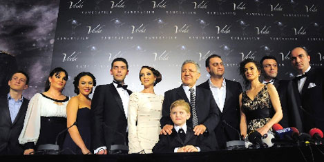 'Veda' filminin galası yapıldı