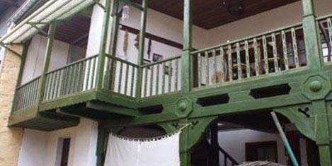 Tarihi Buldan evleri turizmde