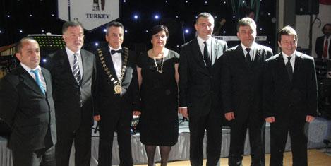 Skal Antalya 'Yılın Kulübü' olacak