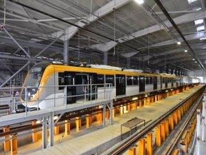 Havalimanı metrosu sürücüsüz olacak