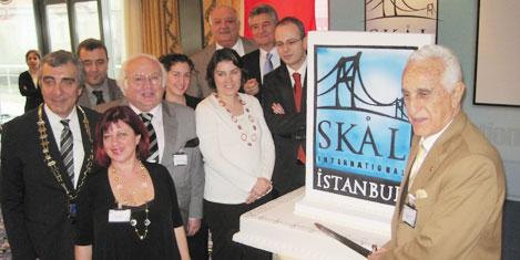 Skal İstanbul'un üyesi 320 oldu