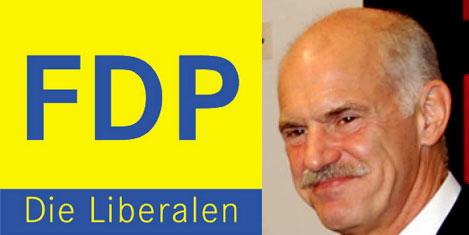 FDP: Yunanistan adaları satsın