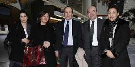 Washington Büyükelçisi Türkiye'de