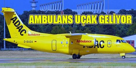 ADAC'tan Türkiye'ye ambulans