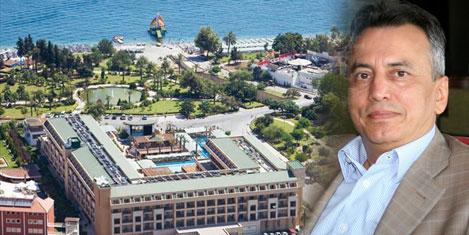 Crystal Hotel memnuniyet artırıyor