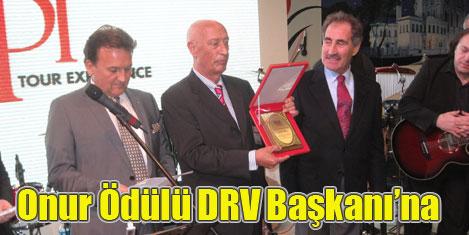 DRV Başkanı Laepple'ye ödül