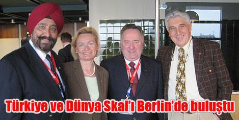 Berlin'de Skal buluşması