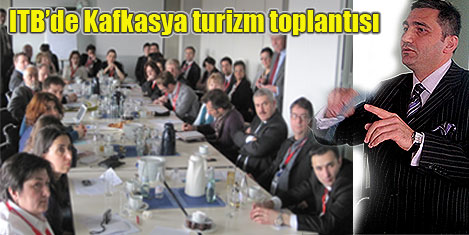 İTB'de Kafkasya ve Türkiye buluştu