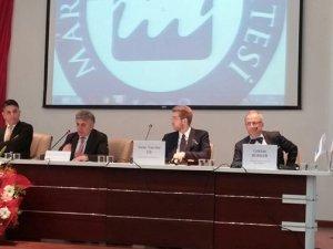 Deniz Hukuku'nun güncel sorunları tartışılıyor