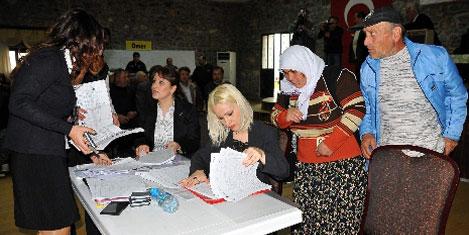 Osmanlı mirası peşinde 500 kişi