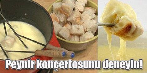 Caladdo'da peynir Konçertosu