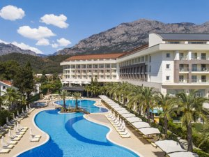 Antalya'ya Double Tree by Hilton açıldı!
