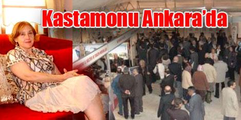 Ankara'da Kastamonu Günleri