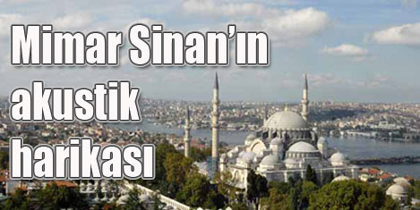 Tevazu abidesi: Mimar Sinan