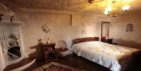 Buket Cave Hotel açılıyor