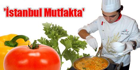 'İstanbul Mutfakta' yemek kitabı
