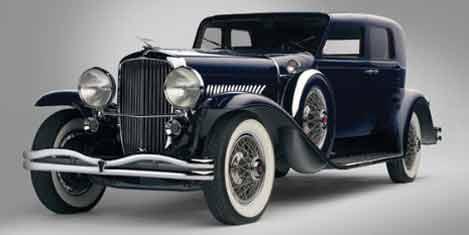 Antika otomobile1.7 milyon $