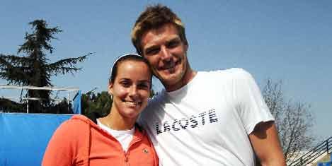 Tenisçi Groth ailesi Türkiye'yi seçti