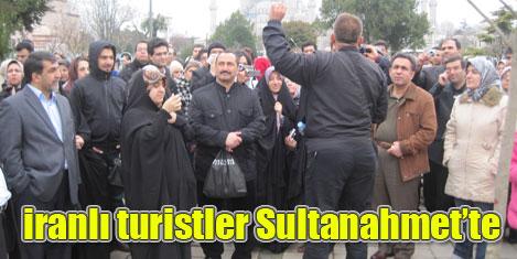 İranlı turist giderek azaldı