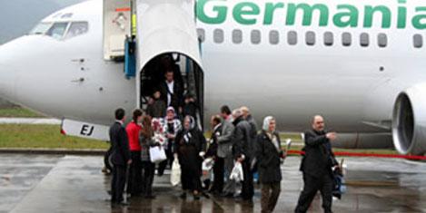 Zonguldak Havaalanı açıldı